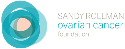 Sandy Rollman Ovarian Cancer Foundation Logo